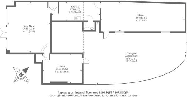 Pre Work Floorplan