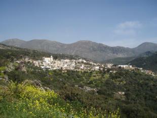 Stavrohori Village