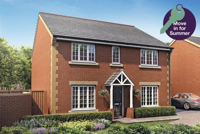 Midsummer Park - Thornford Move In for Summer Graphic
