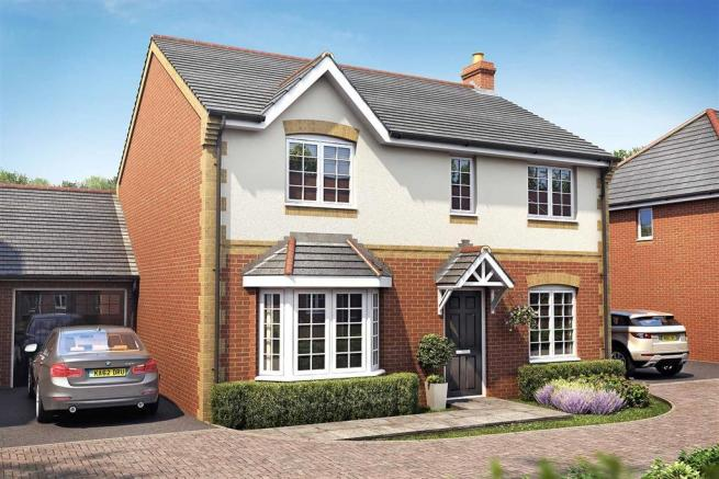 Midsummer Park New Homes Development By Taylor Wimpey