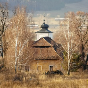 The house and church