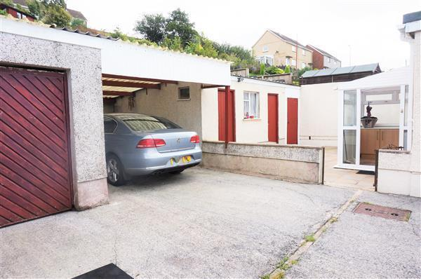 DETACHED GARAGE :