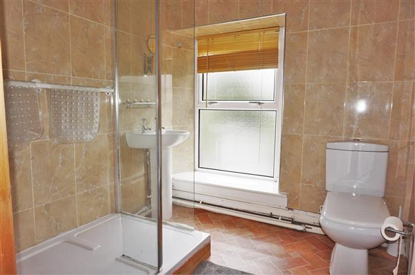 SHOWER ROOM AND