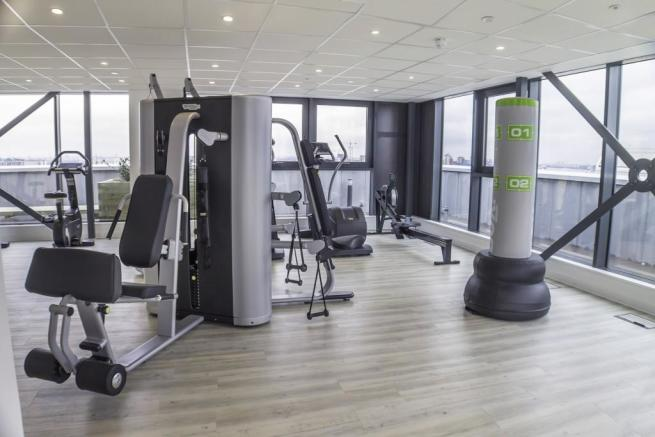 On-site Gym Facilities