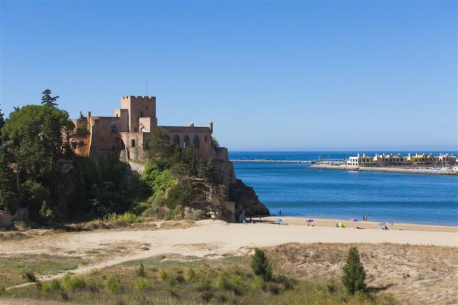Castle of Ferragudo