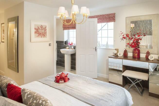 Cornell bedroom 1