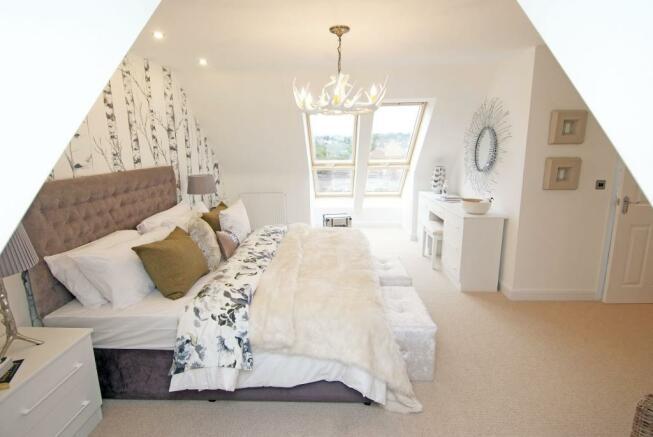 Lichfield bedroom 2