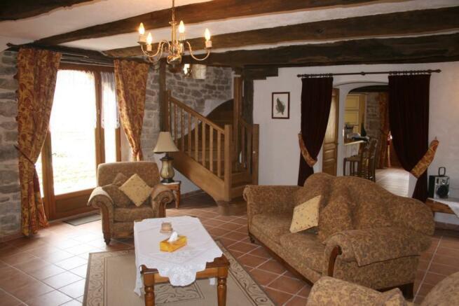 Cottage 2 - lounge