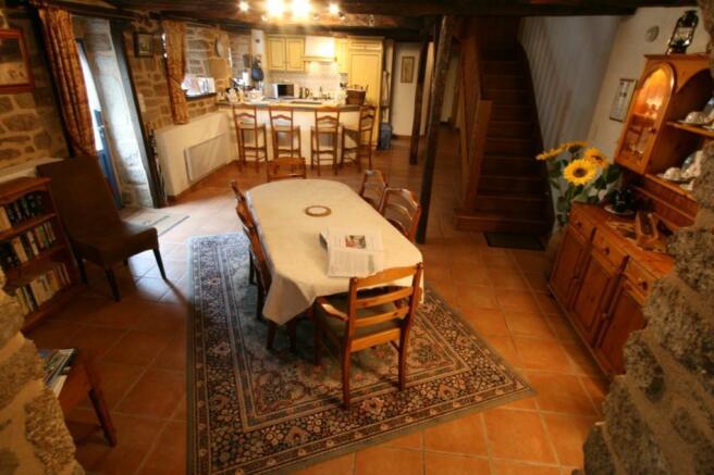 Cottage 1 - diner