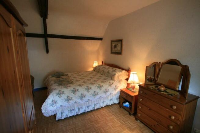 Cottage 1 - king bed
