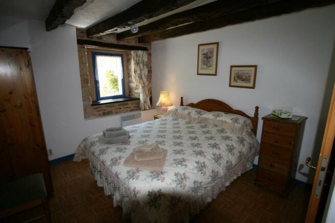 Cottage 1 en suite