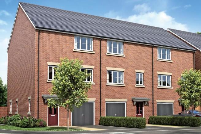 4 bedroom town house for sale in buttercross park opposite catmos college off barleythorpe