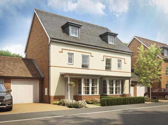The Woodvale at Beaufort Place, Crawley