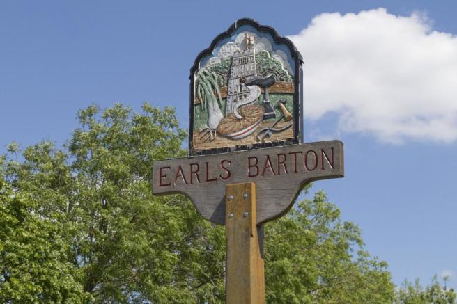earls barton