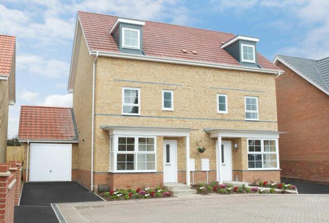 Woodbridge home