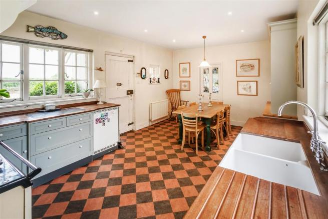 house. estate agents Peaslake kitchen
