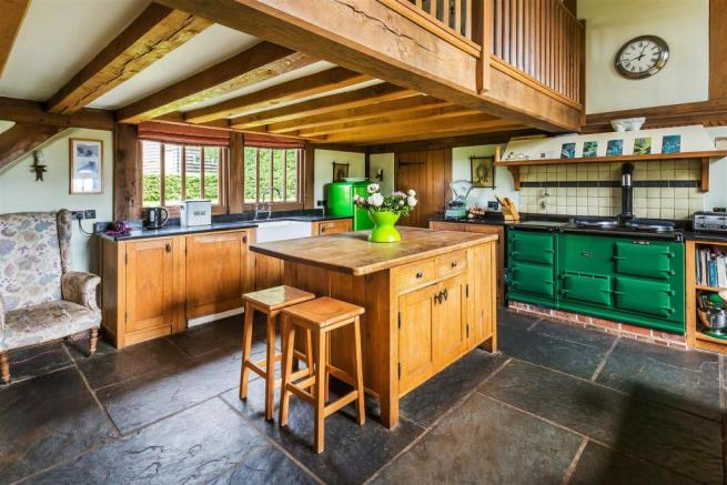 house. estate agency Alfold kitchen