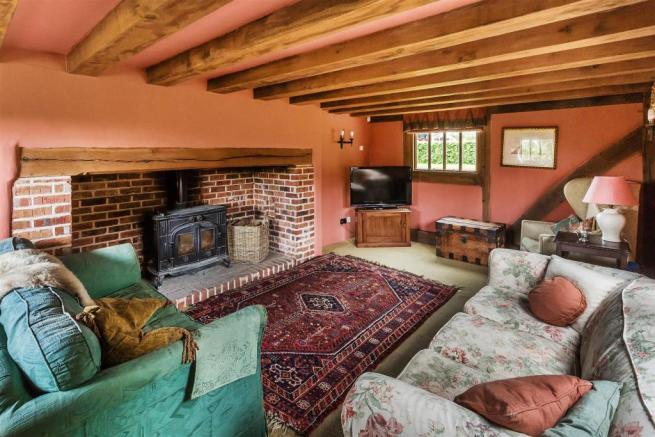 house. estate agency Alfold sitting room