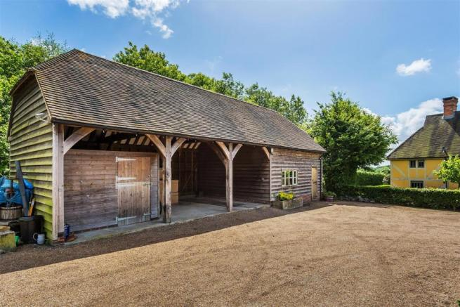 house. estate agency Alfold cottage and stable