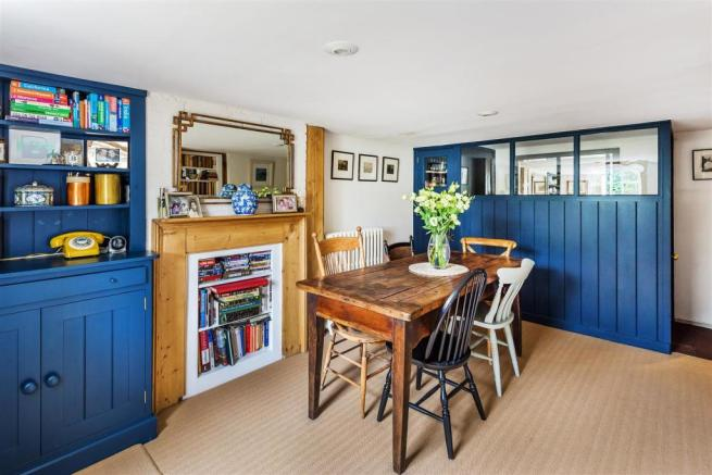 house. estate agency Milford dining room