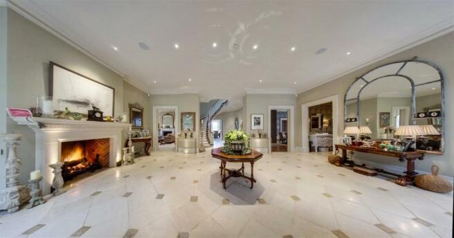 house. estate agents Lurgashall Reception Hall