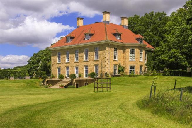 house. estate agents Lurgashall Rear Elevation