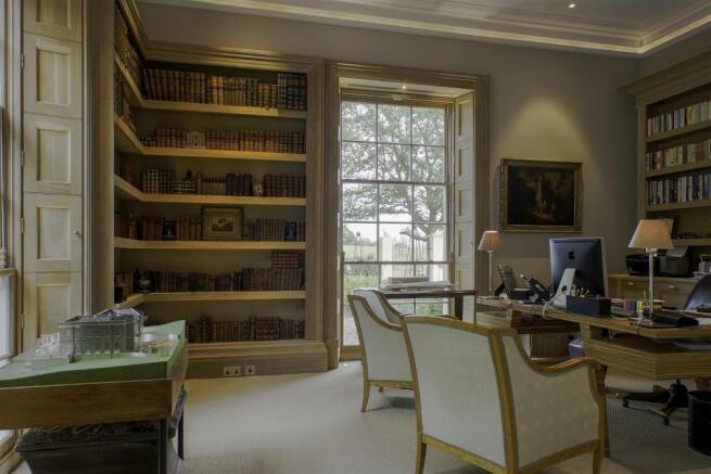 house. estate agents Lurgashall Study