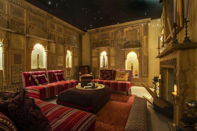 house. estate agents Lurgashall Indian Room
