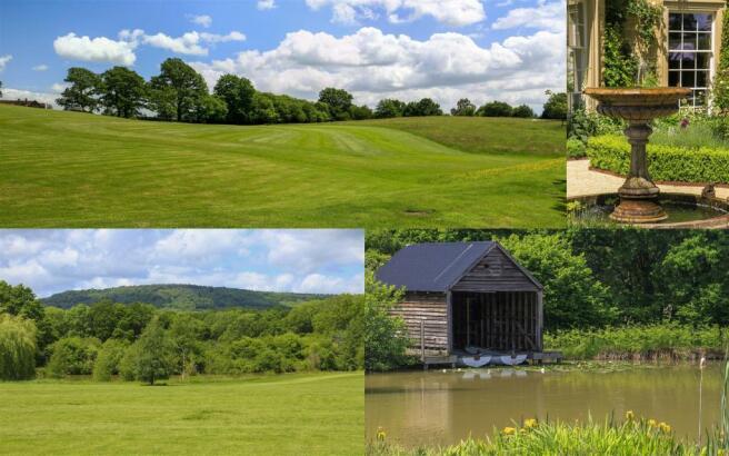 house. estate agents Lurgashall Land Collage
