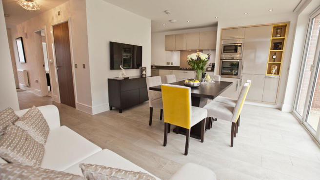 designer kitchen apperley bridge