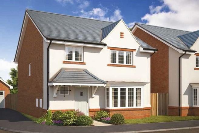 4 bedroom detached house for sale in mosley common road for The buckley house
