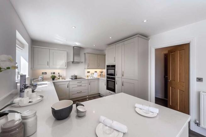 Roseacre Show Home