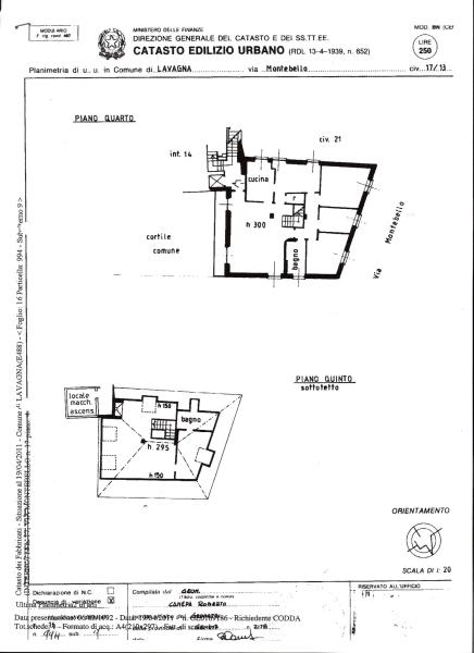 Floor Plan 1st/2nd