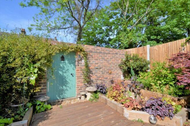 Secret Garden ...