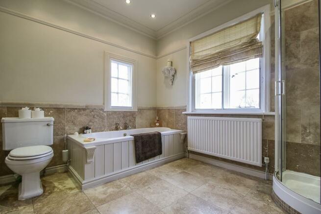 En-Suite Bathroom: