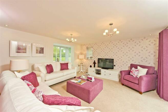 Langdale living room