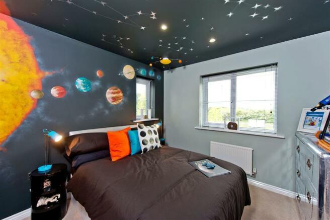 Langdale space room