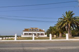 Villa from road