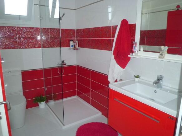 Jazzy Bathroom