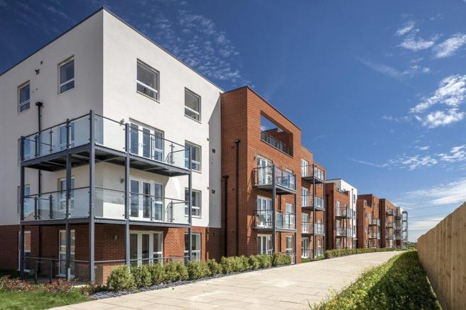 Castle Hill Apartments, Ebbsfleet