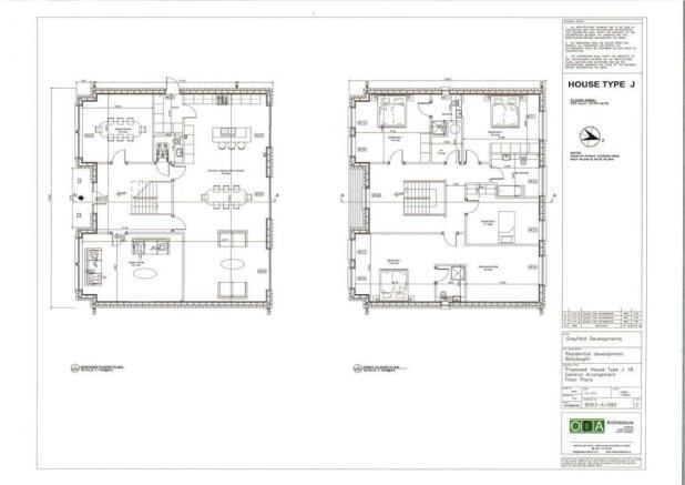 House Type J Layout