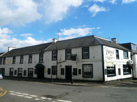 The Bridge Inn Restaurant Tillicoultry