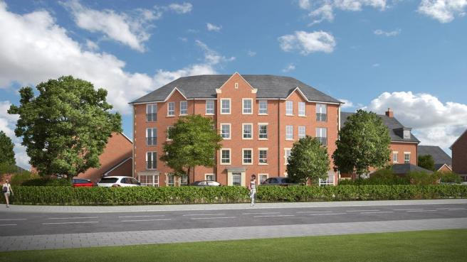 Moorbrook apartments
