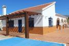 Detached Villa for sale in Cómpeta, Málaga...