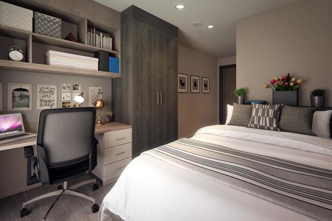 Luxury en-suite room