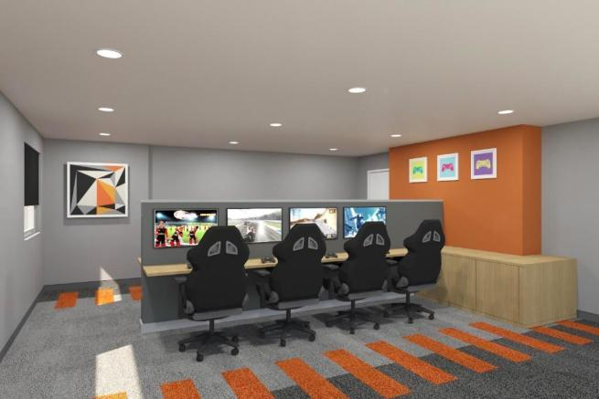 Gaming Room