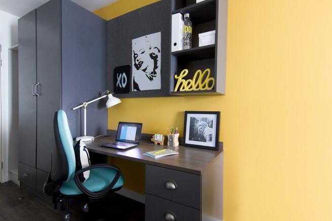 Studio workspace