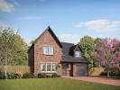 External CGI of 4-bedroom Warwick