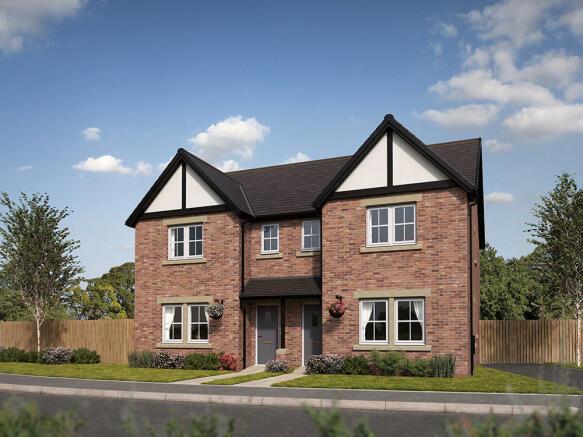 New Build Houses Wrea Green