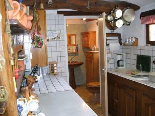 Bathroom fr kitchen